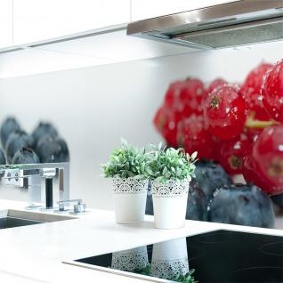 Küchenrückwand Beeren Premium Hart-PVC 0, 4 mm selbstklebend - Direkt auf die Fliesen
