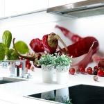 Küchenrückwand Gewürz Mix Premium Hart-PVC 0, 4 mm selbstklebend - Direkt auf die Fliesen