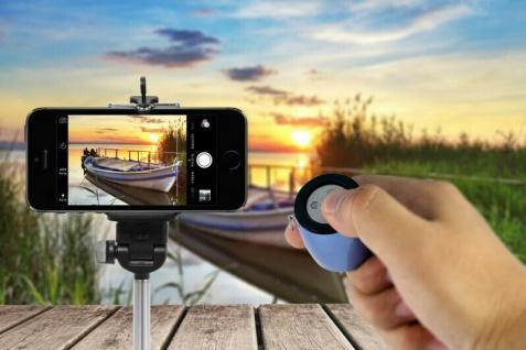 Nano Selfie Mobiler Lautsprecher Bluetooth Kabellos Freisprechfunktion MusicMan