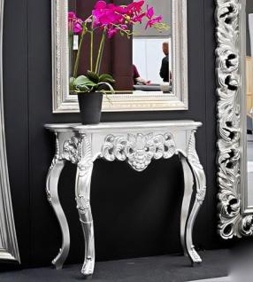wandkonsole wei sideboard barock antik konsole gro wandtisch wandkommode neu kaufen bei. Black Bedroom Furniture Sets. Home Design Ideas