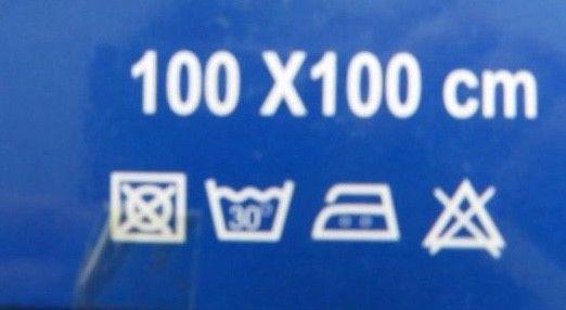 Spitze Tischdecke 100x100 häkelspitze plauener weiß pink Spitze Polyester - Vorschau 4