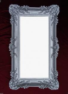 Barock Wandspiegel SILBER Spiegel Antik 97x57 Groß - Vorschau 2