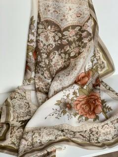 Bandana Halstuch Schal 105x105 Kopftuch Tuch Mona Lisa Foulard Esarp Hijab