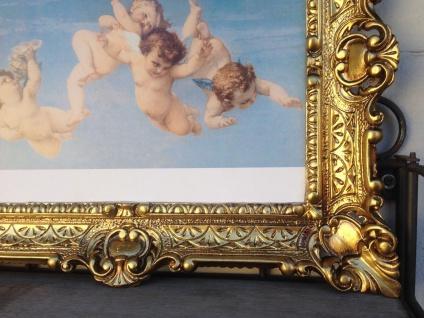 Heilige Engelbild Engel 56x46 Heilige Kunstdruck Bild Wandbild Engelsbaby - Vorschau 4