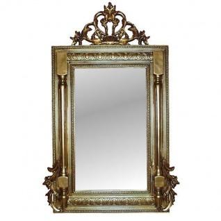wandspiegel wei oval gro xxl 110x70 mirror modern flurspiegel badspiegel kaufen bei pintici. Black Bedroom Furniture Sets. Home Design Ideas