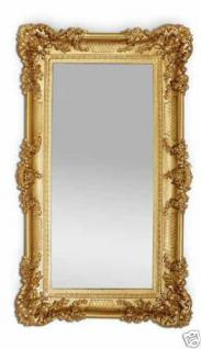 Wandspiegel Barock GOLD Spiegel Repro DEKO 97x57 Groß   Vorschau 2