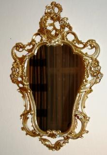 Exklusive Wandspiegel mit Strassstein 50 X 76 ANTIK BAROCK Wanddeko Spiegel