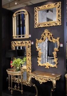 gro er barock wandspiegel flurspiegel 149x89 cm standspiegel spiegel gold antik kaufen bei. Black Bedroom Furniture Sets. Home Design Ideas