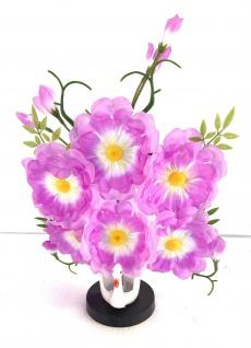 Künstliche Blume mit Schwan Seidenblumen Dekorative Blumen mit Schwan Angebot