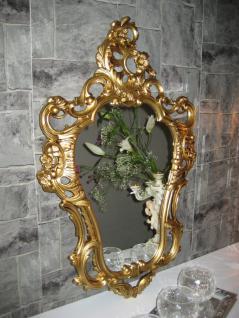 Exklusive Repro Spiegel Wandspiegel Gold 50 X 76 ANTIK BAROCK Wanddeko 118 1 - Vorschau 3