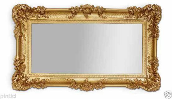bilderrahmen antik gold hochzeitsrahmen barock 96x57 prunkrahmen gold rahmen kaufen bei. Black Bedroom Furniture Sets. Home Design Ideas
