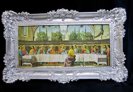 Christliche Abendmahl 97x58 Jesus Gemälde heiligen religiöse Bilder jesusbild