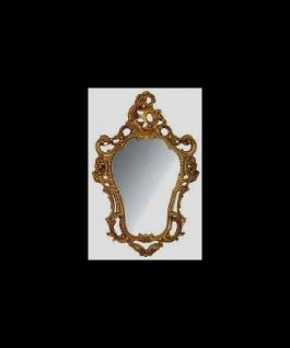 Exklusive Repro Spiegel Wandspiegel Gold 50 X 76 ANTIK BAROCK Wanddeko 118 3