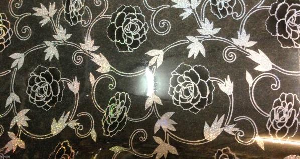 Tischfolie Tischdecke Schutzfolie Tischschutz Folie 2mm transparent 90cm Breit