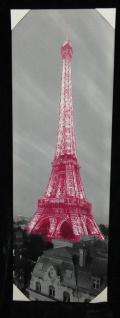 Bilder Leinwand Keilrahmen Bild Canvas Bilder CITY PARIS EIFELTURM 31x86