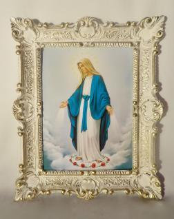 Gemälde Maria Mutter Gottes religiöse Bild 56x46 Myriam van Nazareth Jesus Holly