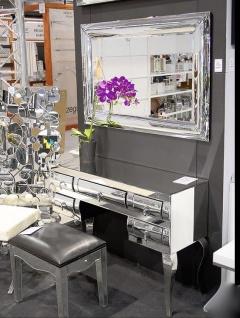 KOSMETIK TISCH MIT SCHUBLADE Wandkonsole glas mit Schublade120x80cm Wandtisch