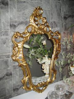 Exklusive Repro Spiegel Wandspiegel Gold 50 X 76 ANTIK BAROCK Wanddeko 118 1 - Vorschau 5