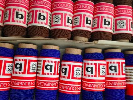 10 x Gummifaden Gummilitze Smok Gummifaden Mundbedeckungs Bedarf Nähgarn gummi