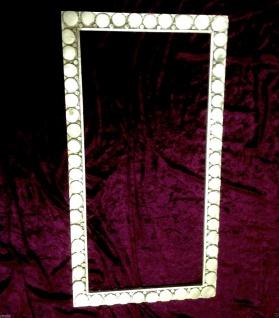 Bilderrahmen Holz Antik Gold 85x45 Fotorahmen Spiegelrahmen Lackiert Shabby - Vorschau 3