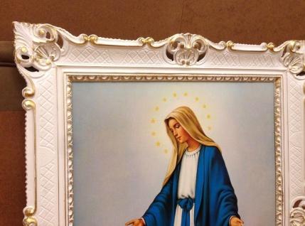 Madonna Heilige Mutter Maria Gemälde 90x70 Bild Wandbild Maria Mutter Gottes - Vorschau 2