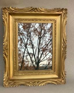 Barock Spiegel Gold Italienische Wandspiegel Antik Rechteckig 33x28 Modern Deko
