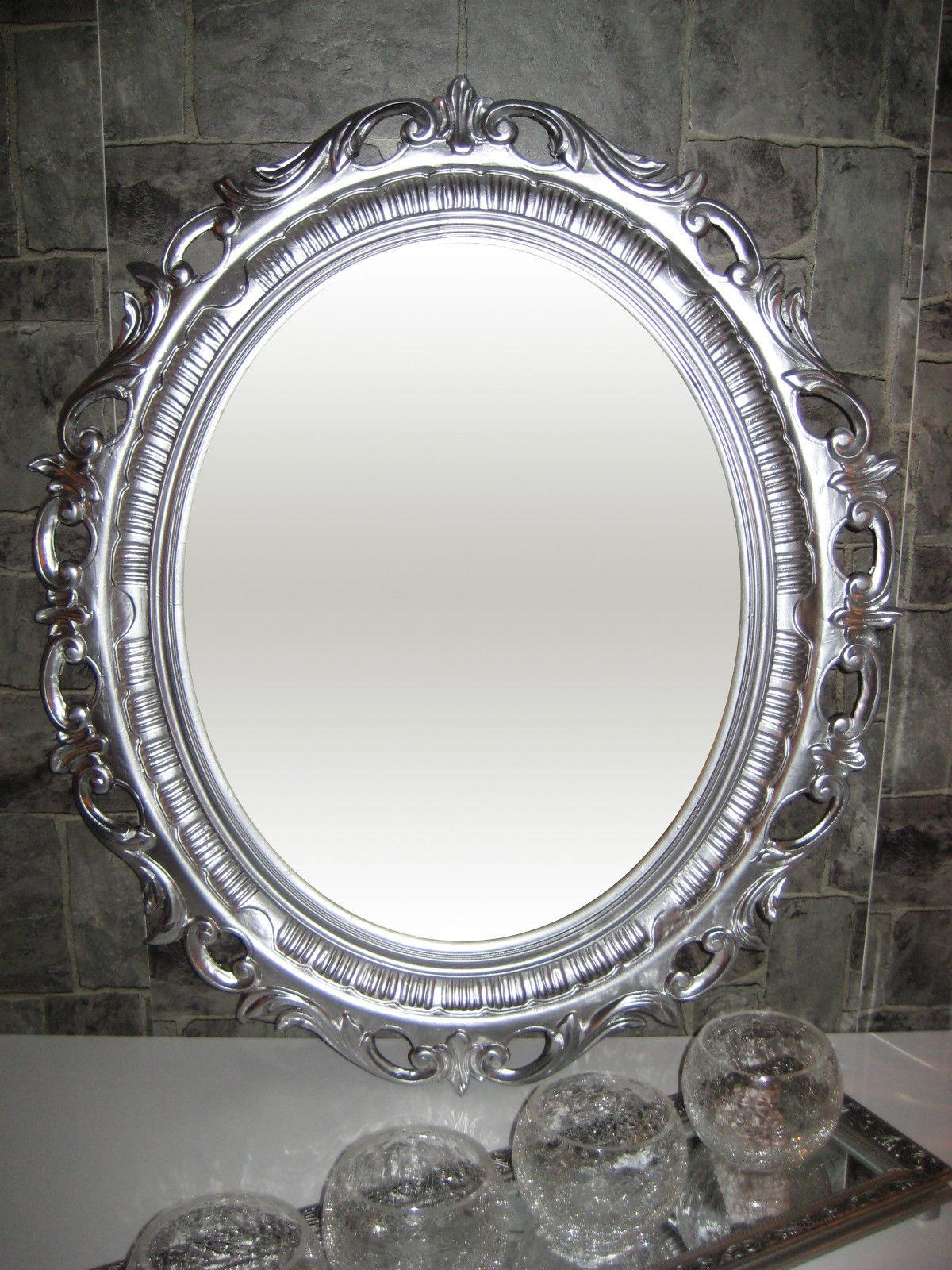 ovaler wandspiegel best full size of silber oval modern mit rahmen moderne barock spiegel fr. Black Bedroom Furniture Sets. Home Design Ideas