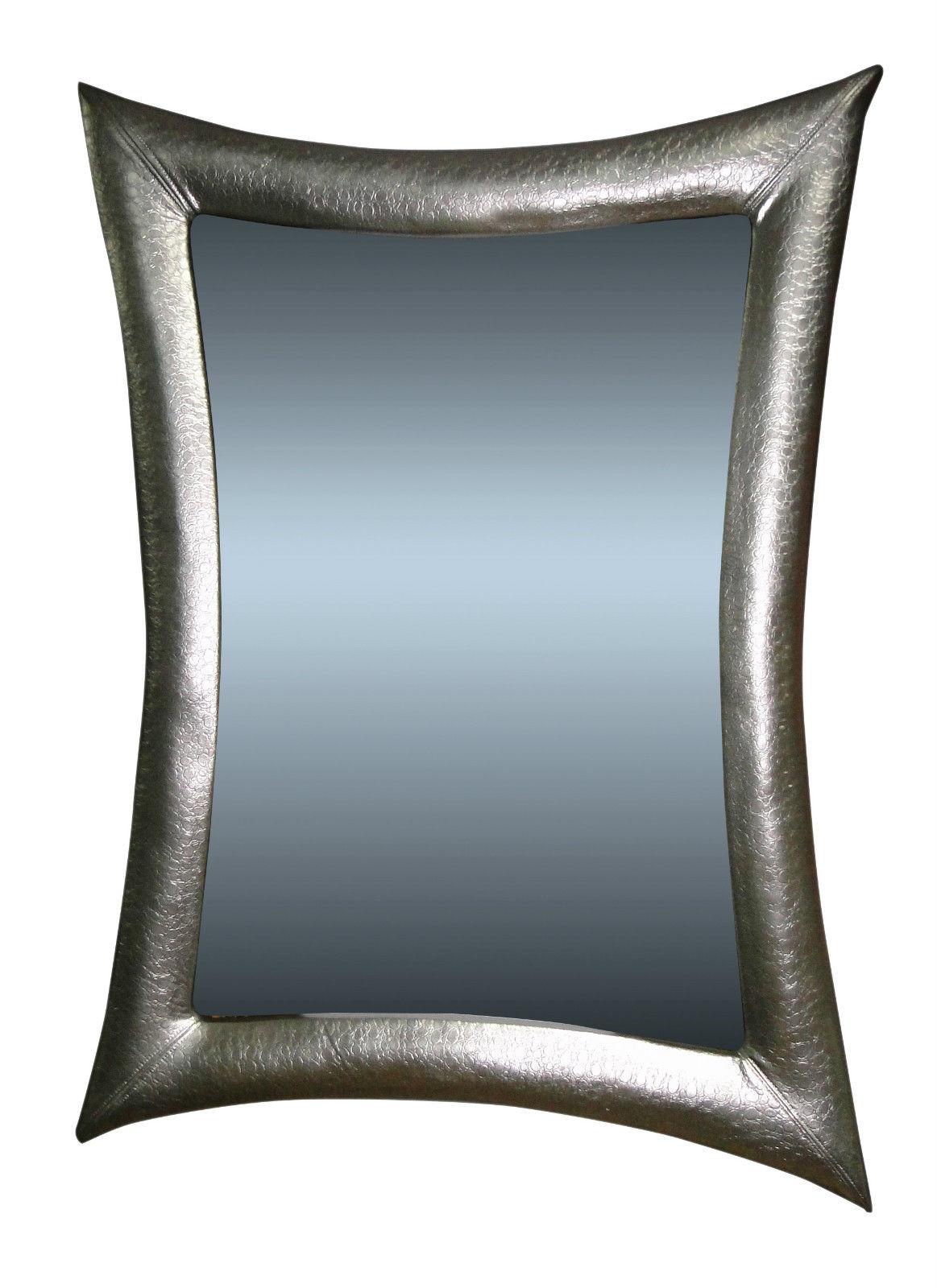 wandspiegel silber spiegel flurspiegel antik 115x85cm. Black Bedroom Furniture Sets. Home Design Ideas