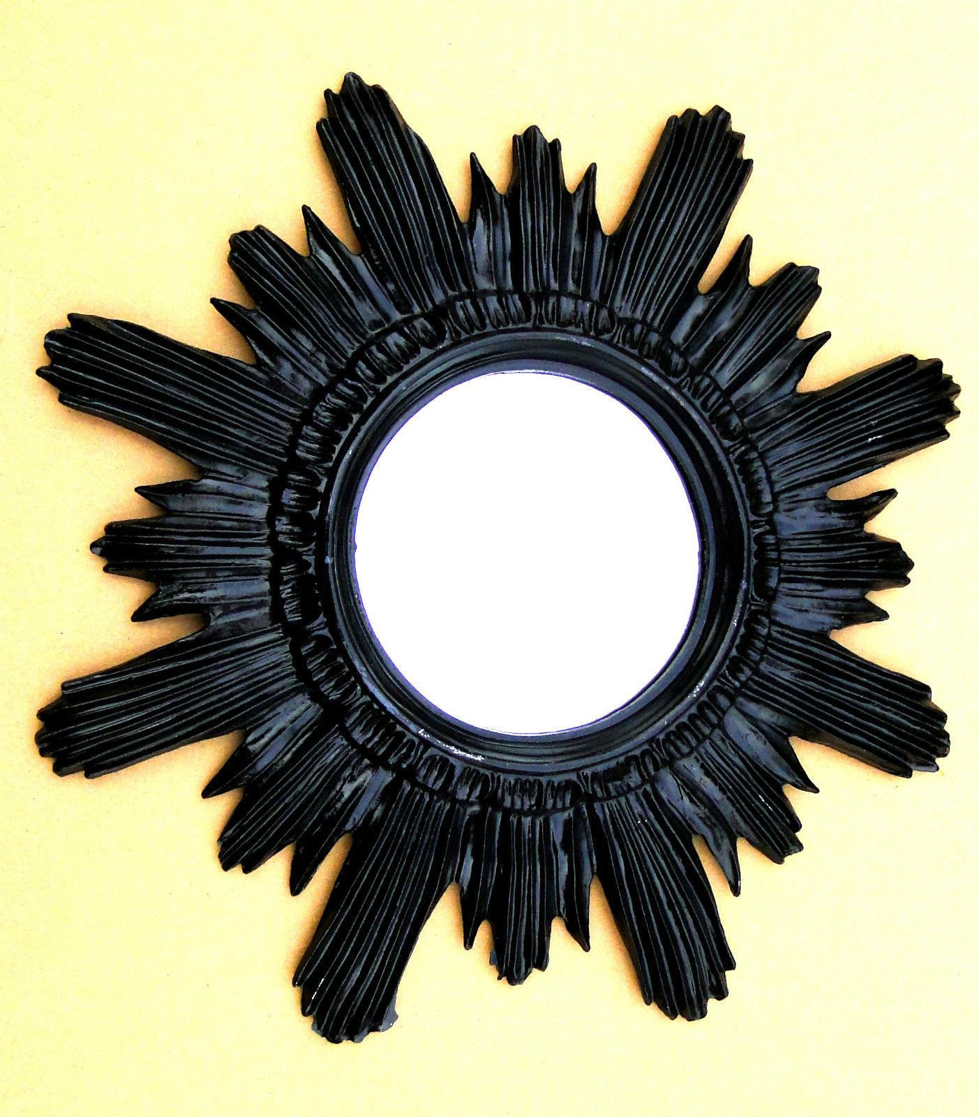 wandspiegel rund schwarz affordable spiegel with wandspiegel rund schwarz interesting. Black Bedroom Furniture Sets. Home Design Ideas