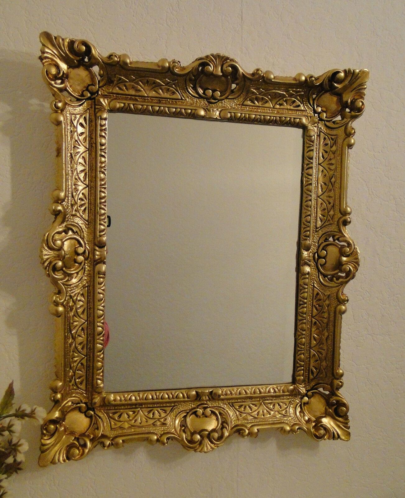 bilderrahmen jugendstil gold antik rechteckig 56x46 barock 30x40 mit r ckwand kaufen bei. Black Bedroom Furniture Sets. Home Design Ideas