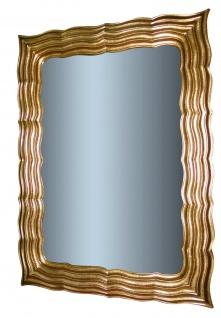 Wandspiegel 105 x 85 Barock Mirror Spiegel Groß cornice Gold Antik Bad spiegel