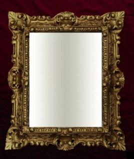 Bilderrahmen Barock Gold Silber Schwarz Weiß 45x38 Foto Rahmen Antik Vintage - Vorschau 3