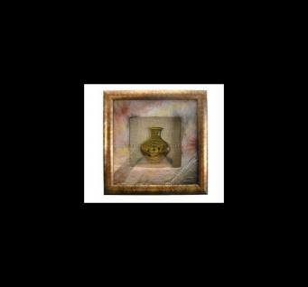 Bild Stillleben Kunst 3 D in 36 x36 cm Kunst Abstrakt