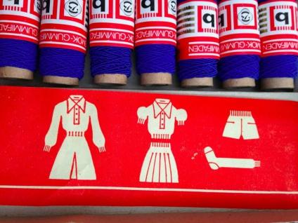10 x Gummifaden Gummilitze Smok Gummifaden Mundbedeckungs Bedarf Nähgarn gummi - Vorschau 5