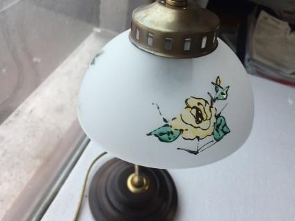 Tischleuchte Nachtischlampe Tischlampe Antik Retro jugendstill Beleuchtung 30 cm