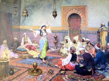 Orientalische bilder online bestellen bei yatego - Wandbild orientalisch ...