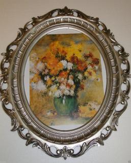GERAHMTE GEMÄLDE BLUMEN Bilder Blumenbild Van Gogh Bild mit rahmen 58x68