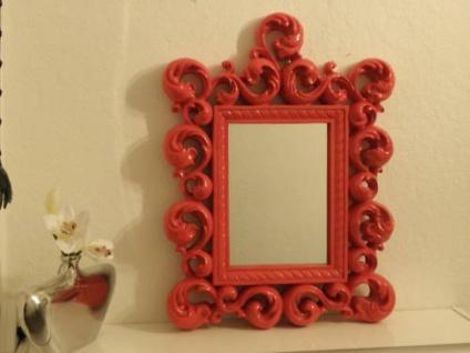 Spiegel Wandspiegel 64 X 54 BAROCK ROT Venezia 09 1 - Vorschau 4