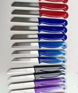 6 x Allzweckmesser Solingen Küchenmesser Obst-Gemüse Schälmesser brötchenmesser