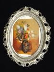 Van Gogh Gemälde Blumen Bilder Blumen Vase Bilderrahmen xxl Gold 58X68 y801S