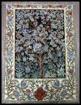 Wandteppich Gobelin 90cm X 70cm Lebensbaum Gustav Klimt Neu The Tree of Life NEU