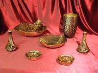 Vasen set aus Keramic Artemis 7 teilig