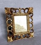 Bilderrahmen Gold Antik Barockrahmen Ornament 14x16 Fotorahmen Photoframe CQP