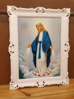 Madonna Heilige Mutter Maria Gemälde 90x70 Bild Wandbild Maria Mutter Gottes - Vorschau 5