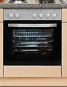 Herdumbau MANKAPORTABLE Buche mit APL 60cm breit Küche Mehrzweck Unterschrank