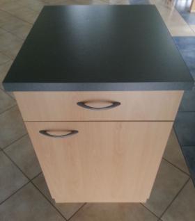 Unterschrank MANKAPORTABLE Buche ohne APL BxT 60cm breit/60 tief Küche  Mehrzweck