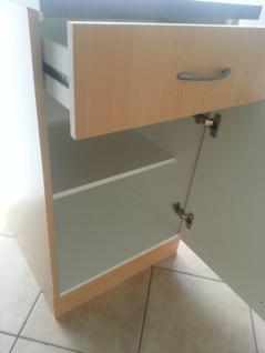 Unterschrank MANKAPORTABLE Buche ohne APL BxT 50cm breit/50 tief Küche Mehrzweck - Vorschau 3