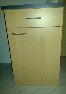 Unterschrank MANKAPORTABLE Buche ohne APL BxT 50cm breit/50 tief Küche Mehrzweck - Vorschau 5