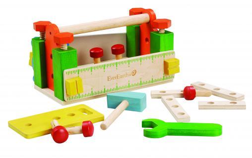 Werkzeugkasten / Werkbank - Vorschau