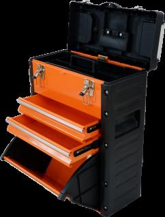 B-WARE METALL Werkzeugtrolley sehr kompakt Type A1-O